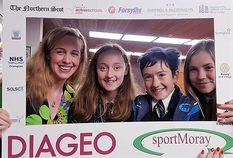 c3151548326653 3 of our junior girls; Isobel Howard, Faith Kenyon and Roslyn McRitchie were  nominated for the Intermediate Team Award for their role in winning ...
